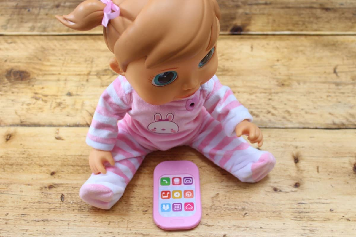 Review: Baby Wow Chatty Emma Doll