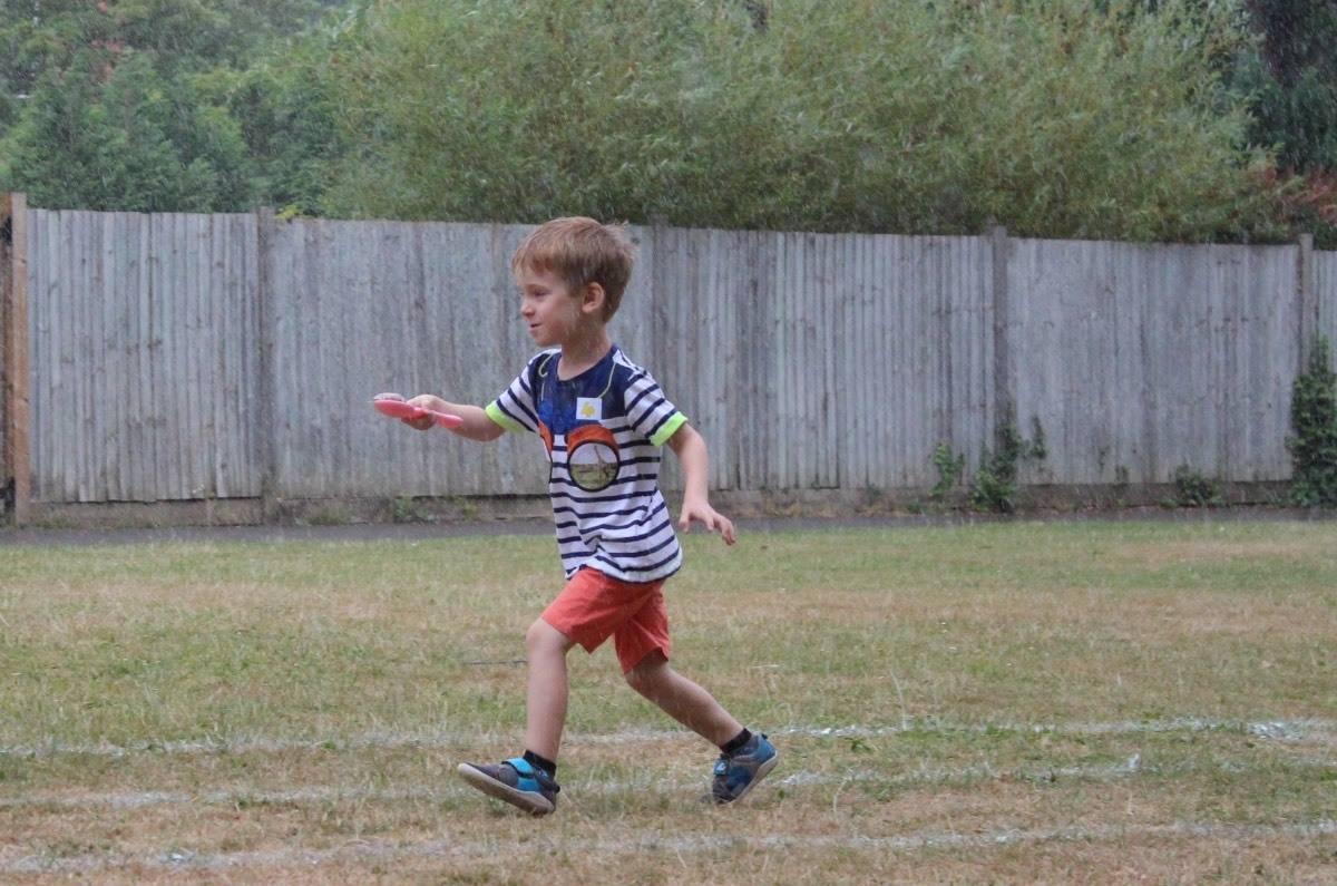 GoApe, Sports Day and Cake #LittleLoves