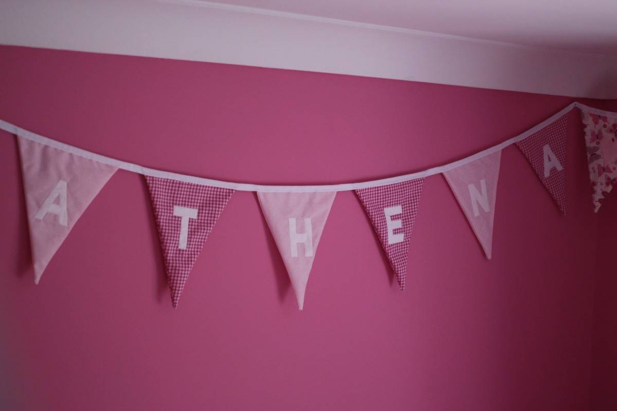 Review: Arty Apple Bunting