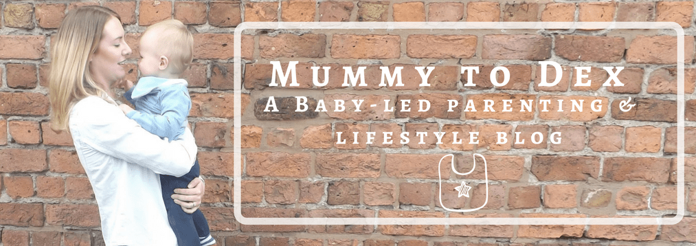Blogger Behind the Blog {Mummy to Dex}