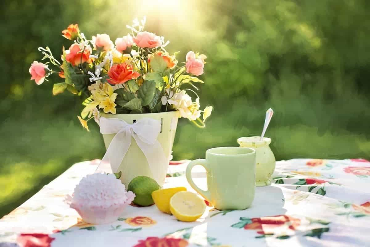 Bringing Summer into our Home with Seasonal Homeware