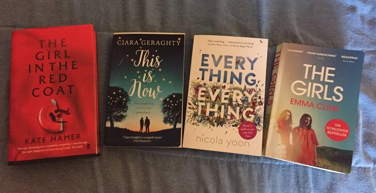 The Books I Read {2017}