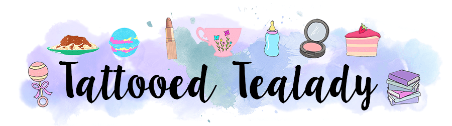 Blogger Behind the Blog {Tattooed Tealady}