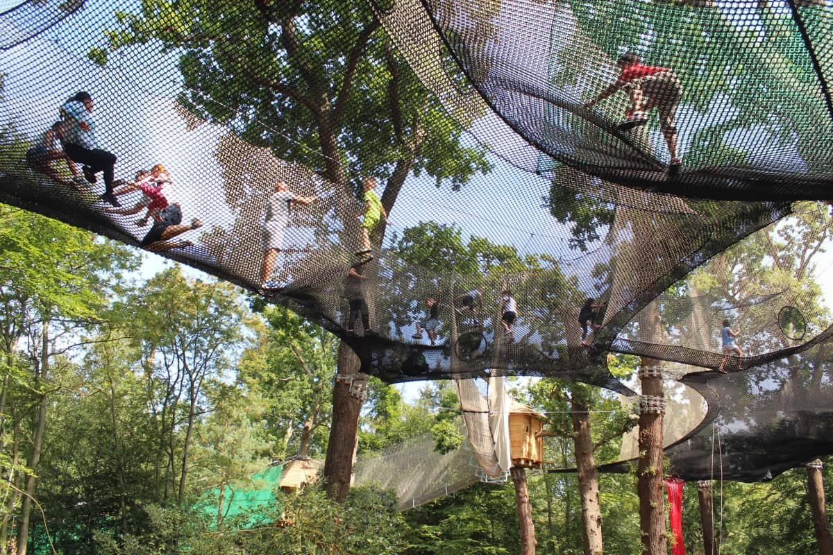Going on an Adventure at Go Ape's Nets Kingdom - Black Park Country Park