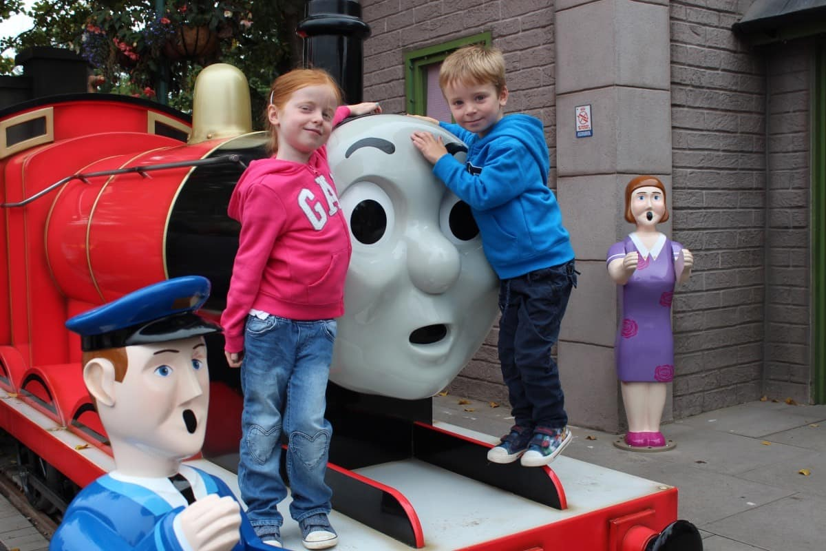 Stay and Play at the Drayton Manor Hotel