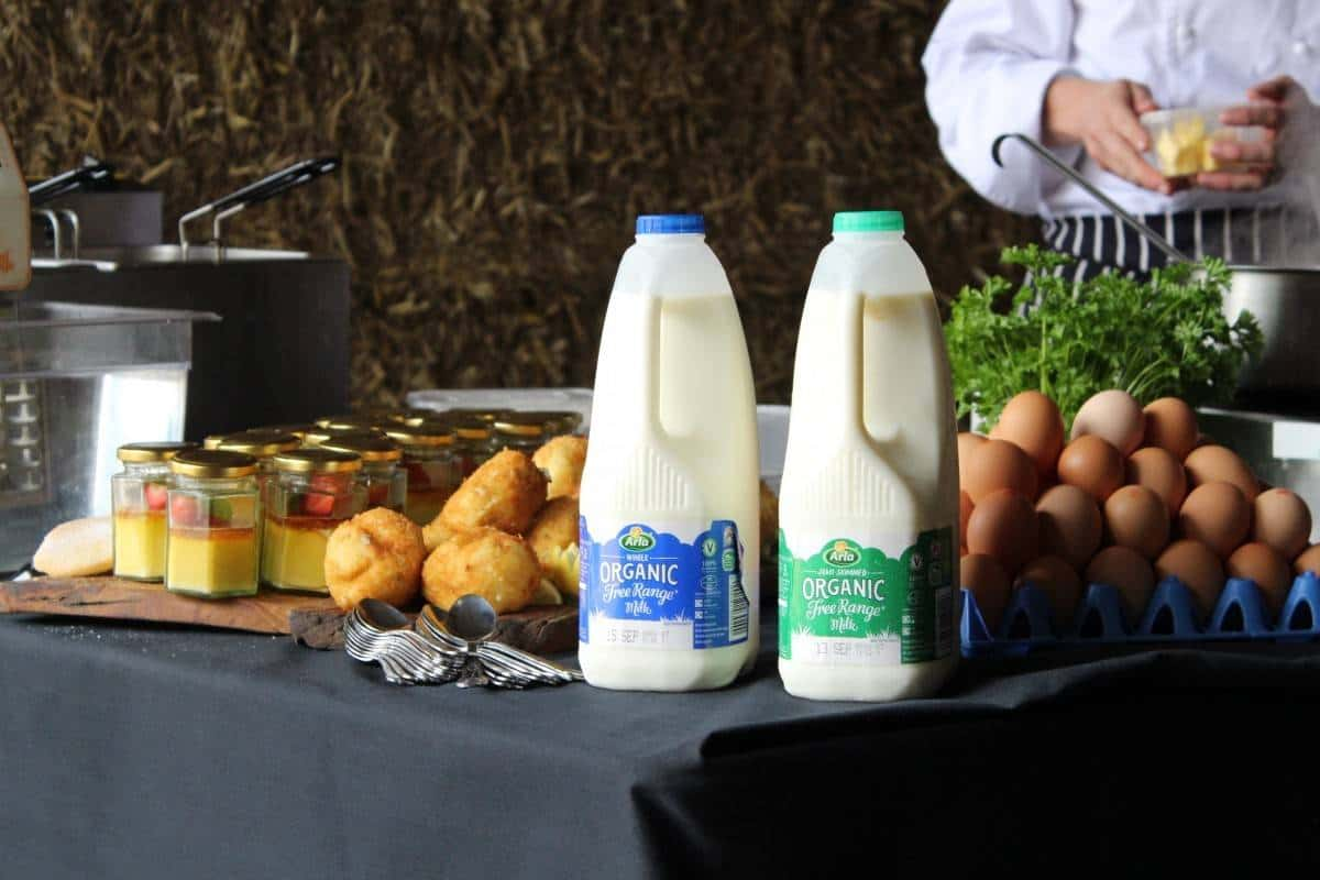 An Introduction to Organic Dairy with Arla