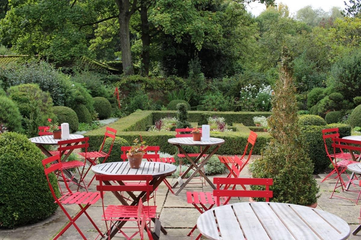 West Green House Garden {National Trust}