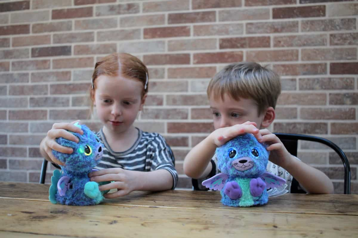 Review: Hatchimals Surprise! Twins