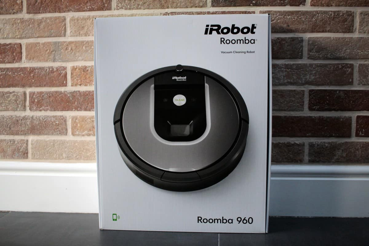 שונות iRobot Roomba 960 Review - What the Redhead said LJ-34