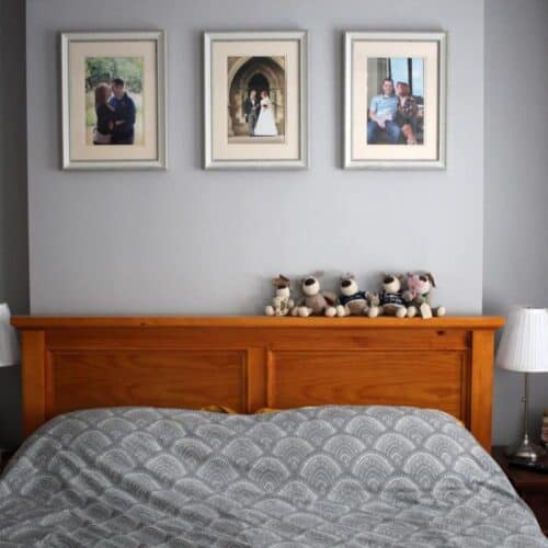 Our Bedroom Update with IKEA PAX