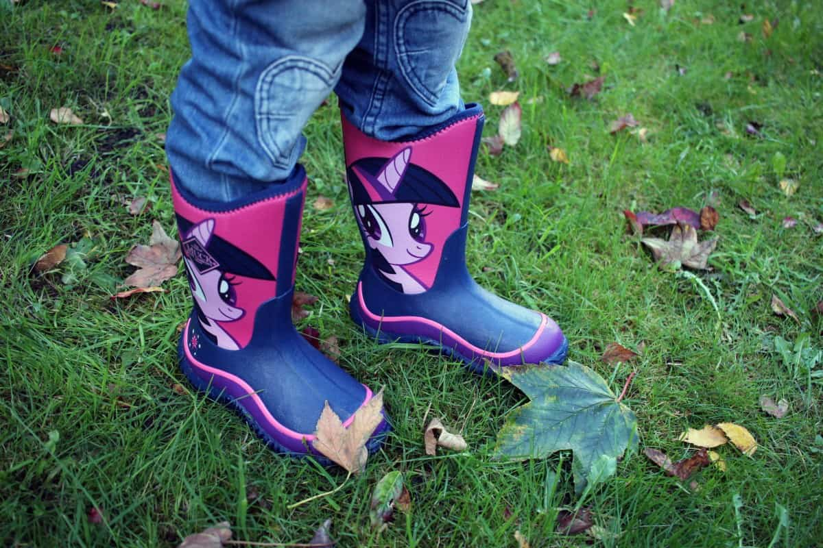 Review: My Little Pony Hale Boots from the Original Muck Boot Company