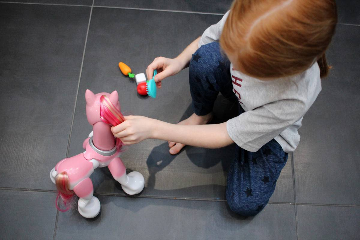 Review: Spinmaster's Zoomer Show Pony