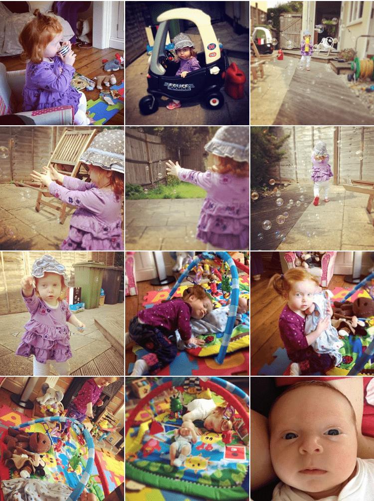 Baby Photos {The Ordinary Moments}