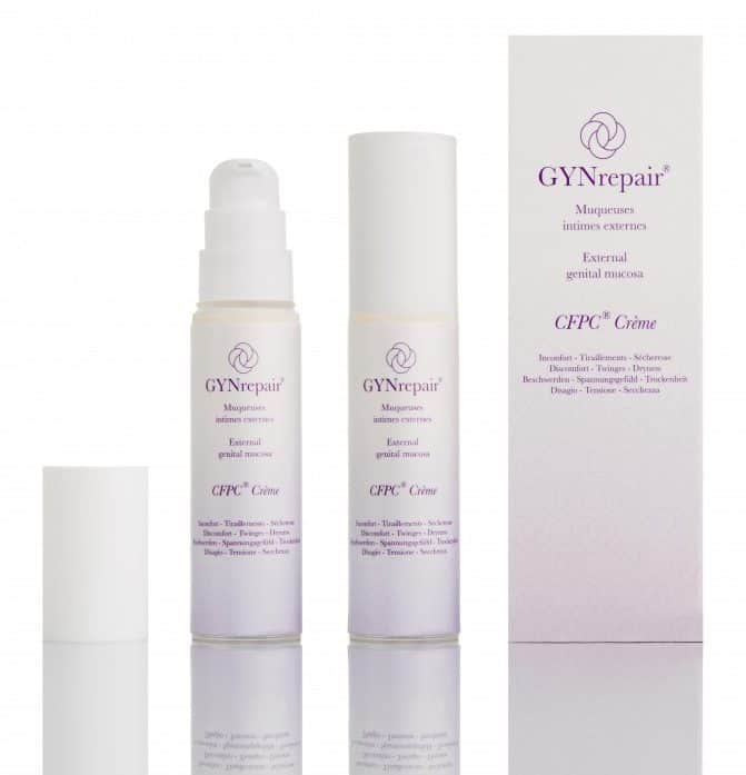 Introducing GYNrepair Cream - and a 15 Day Free Trial!