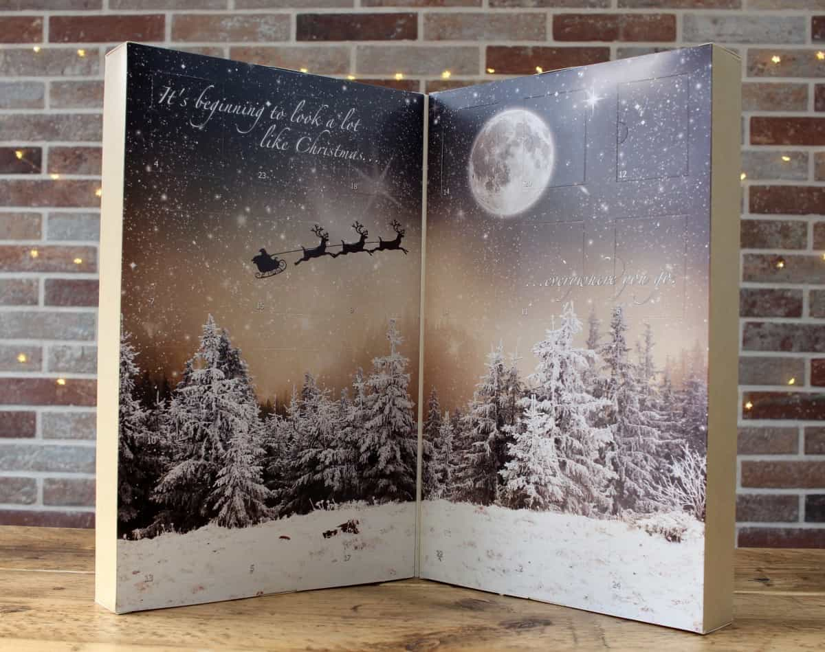 Counting down to Christmas with the Spicers of Hythe Sharing Advent Calendar