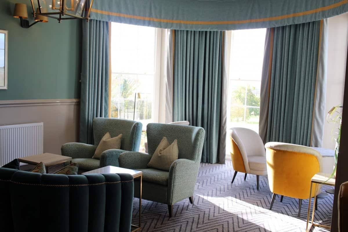 A Child-Free Weekend at Tewkesbury Park Hotel