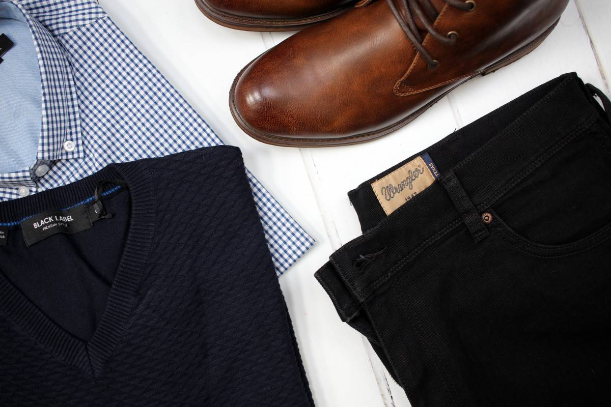 A Smart Casual Outfit from Jacamo for Men
