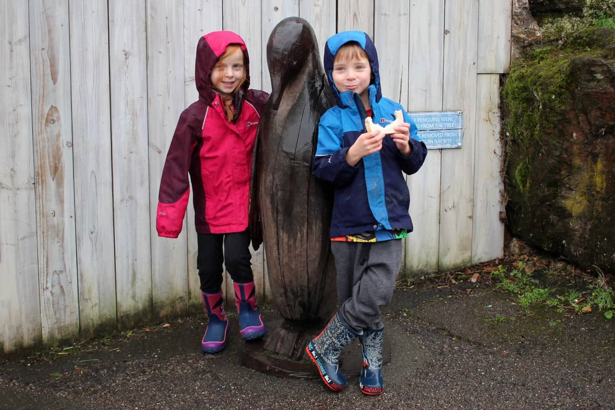 Visiting Chessington World of Adventures in the Winter