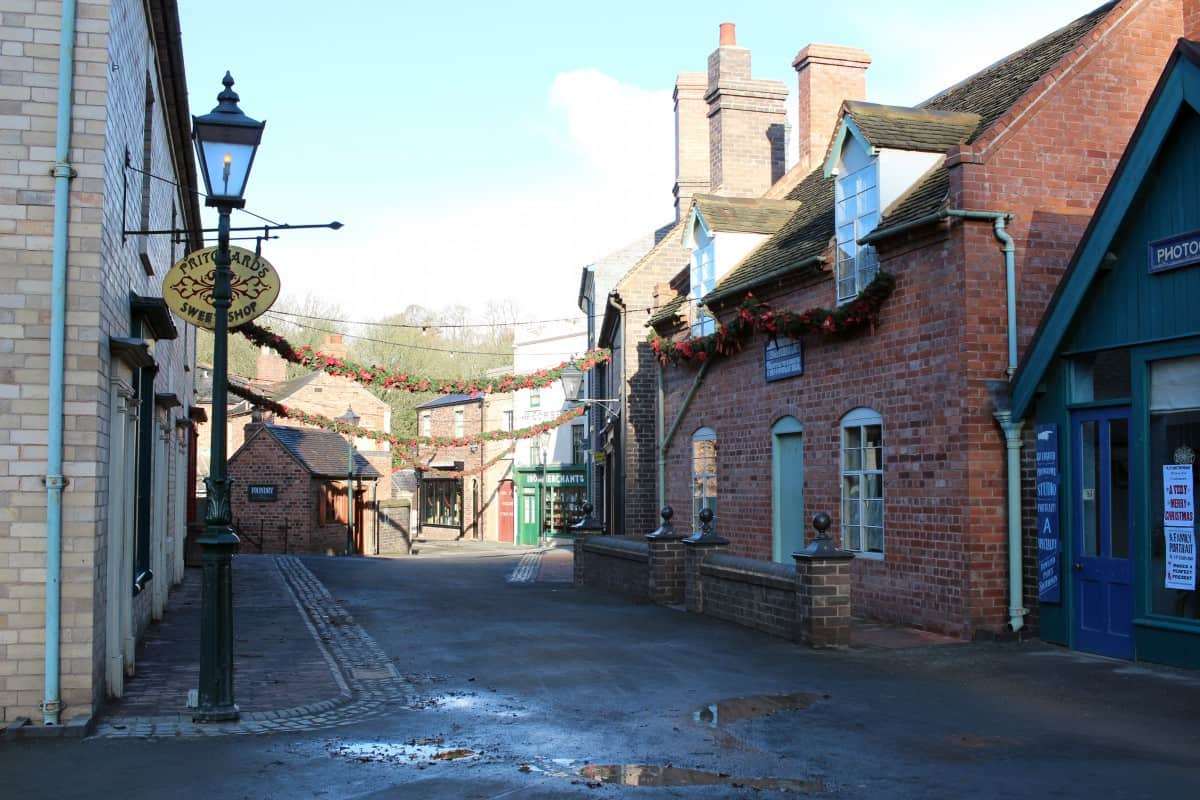Blists Hill Victorian Town - Ironbridge Gorge Museums