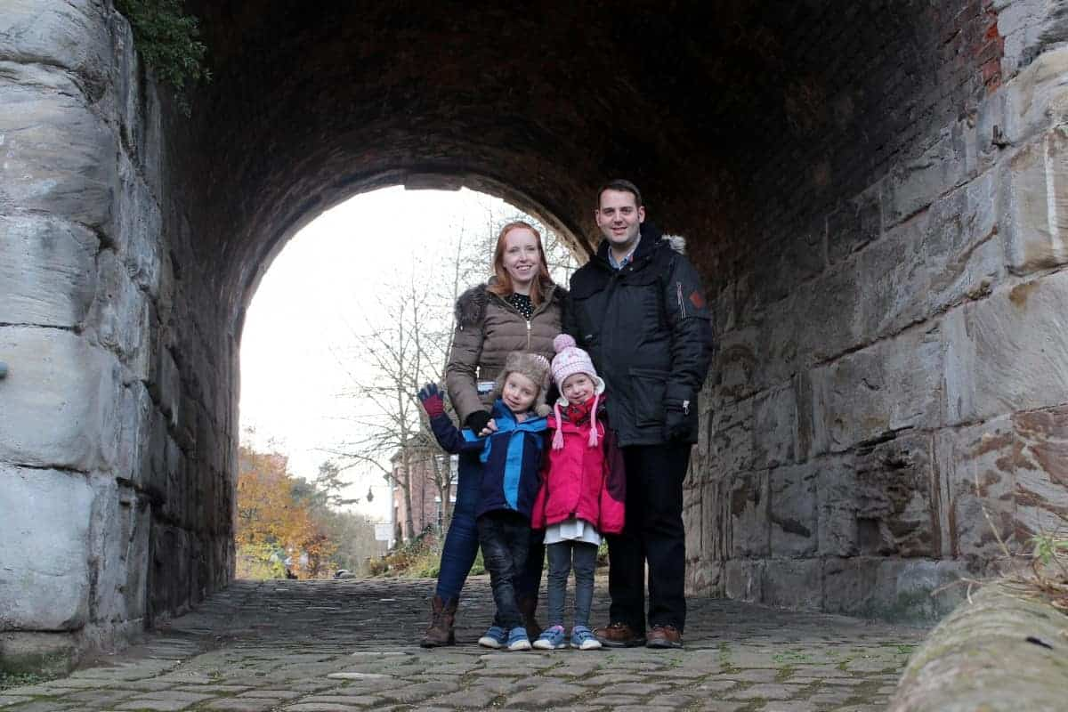 A Festive Family Weekend in Telford