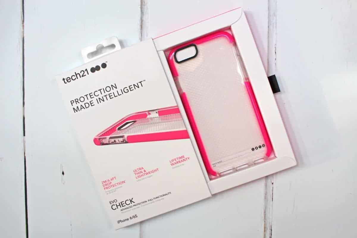 Protect Your Phone with Tech 21
