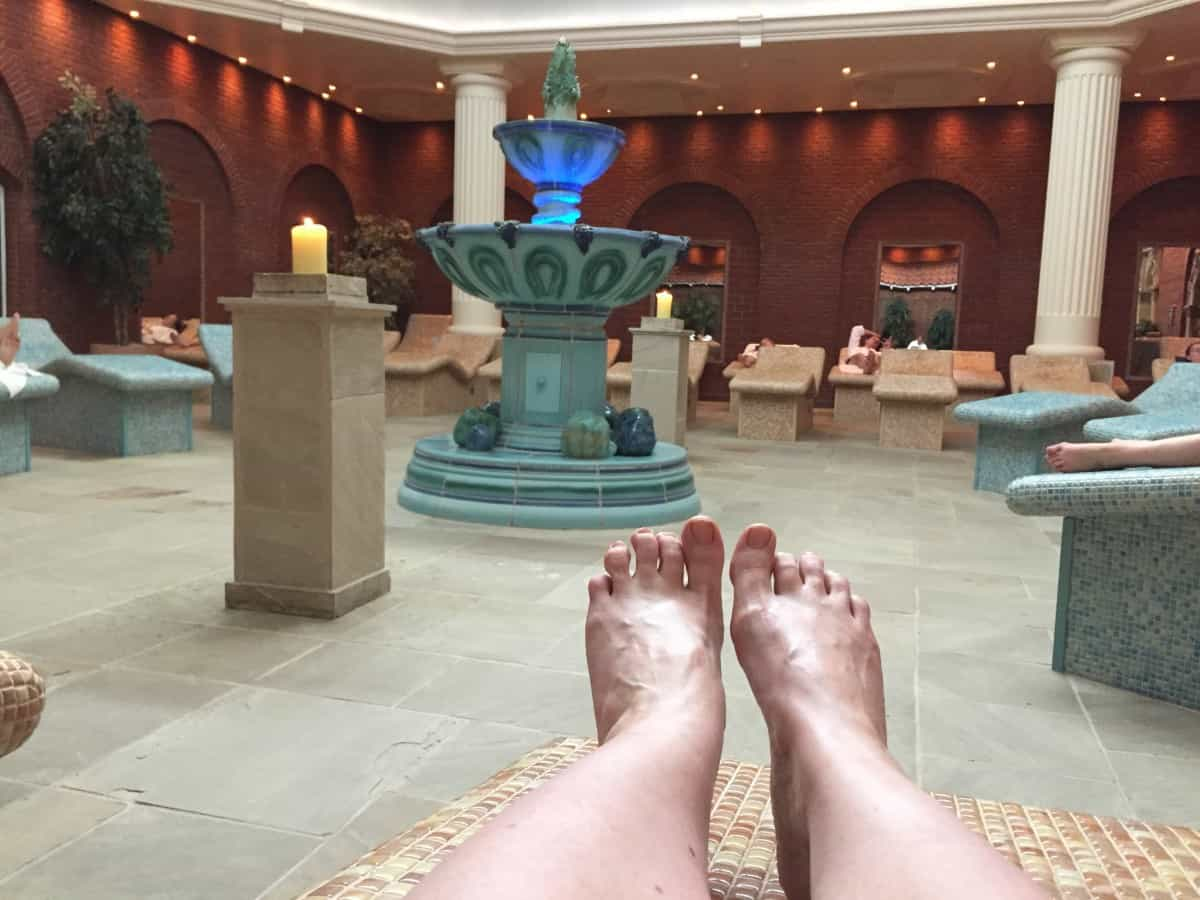 Enjoying a Break from the Norm at Nirvana Spa