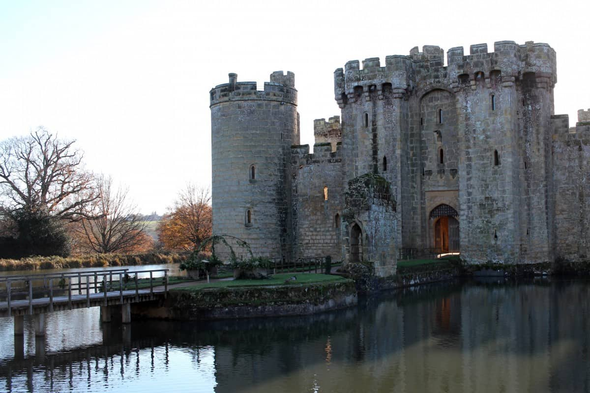 Bodiam Castle {National Trust}