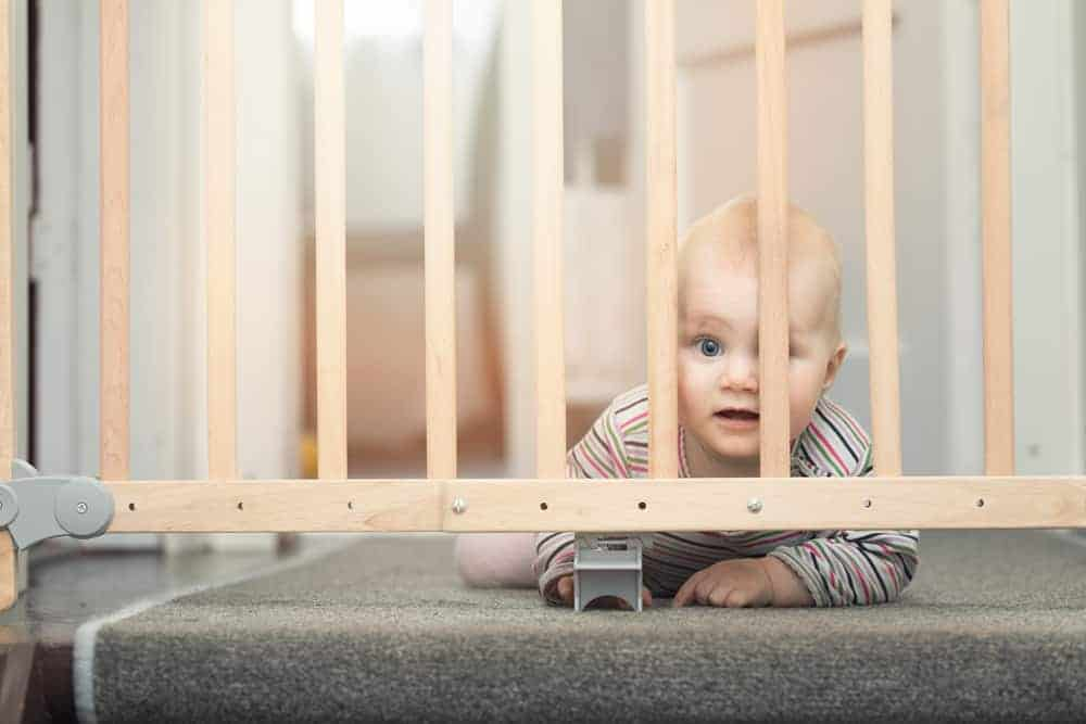 Child-proof your Home with these 8 easy steps