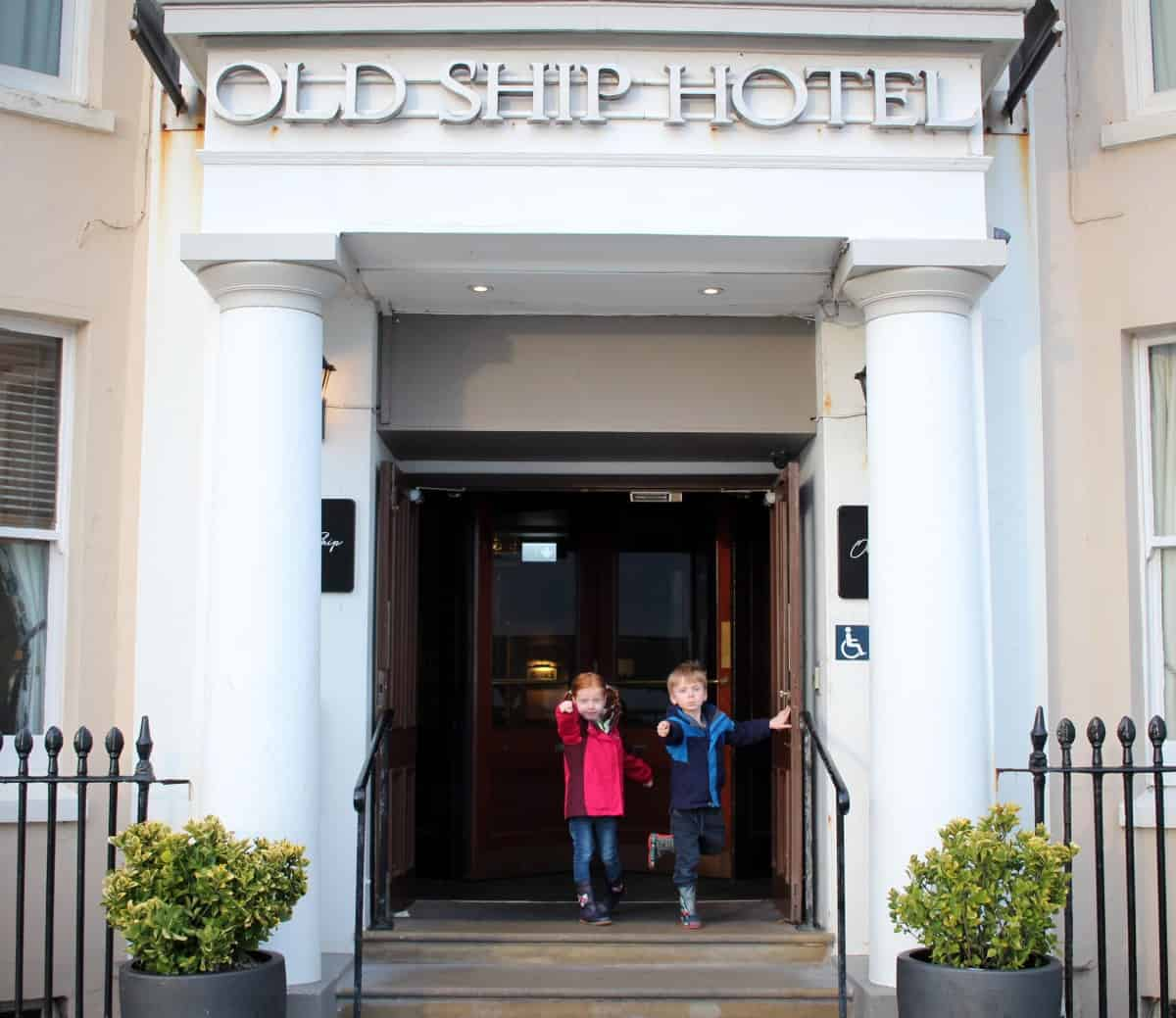 A Family Weekend at The Old Ship Hotel - Brighton