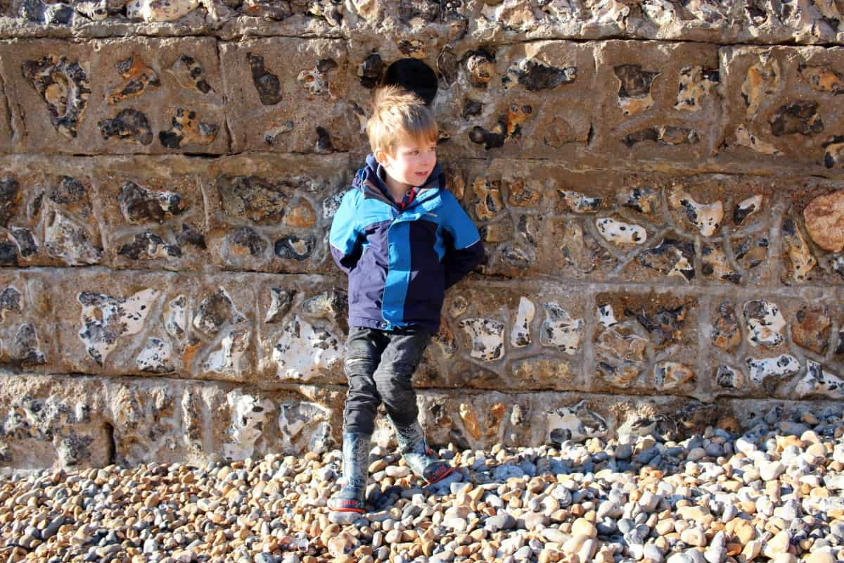 Revisiting Favourite Places with Children {The Ordinary Moments}