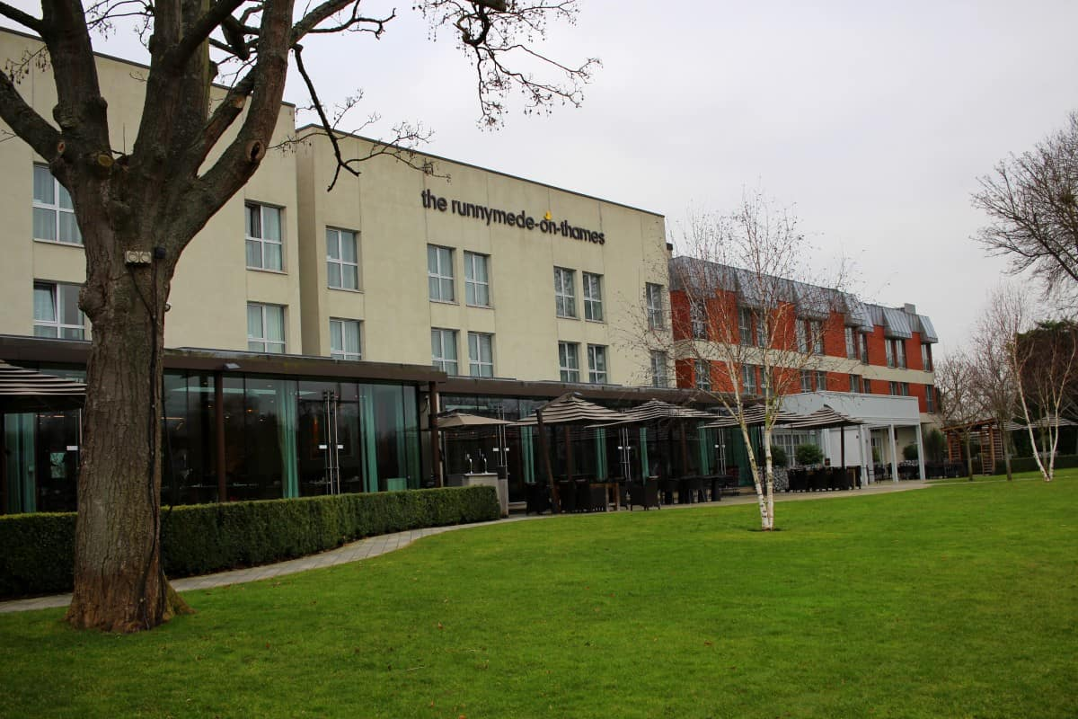 A Family Friendly Weekend at the Runnymede on Thames Hotel