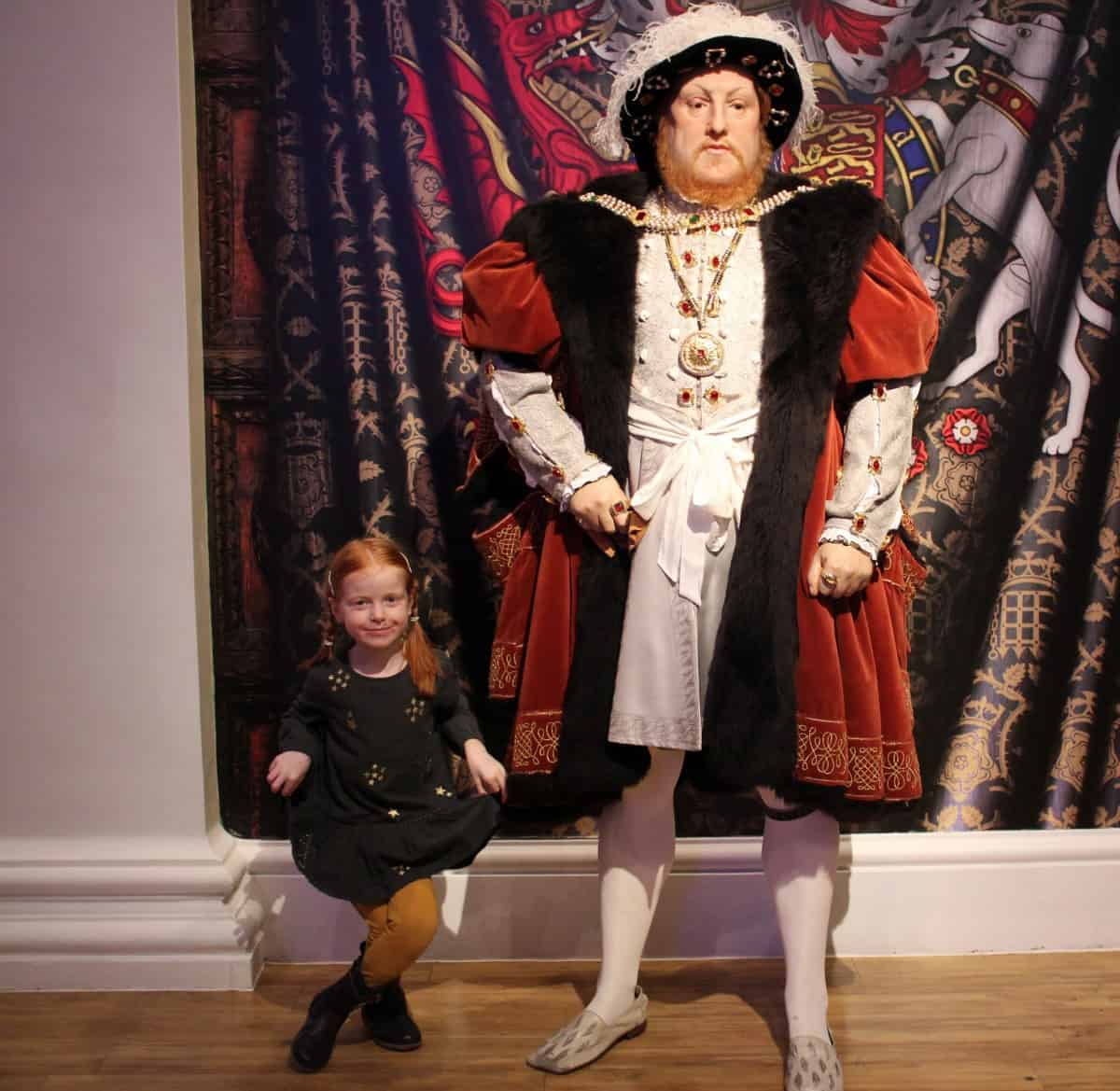 Top Tips for Visiting Madame Tussauds with Kids