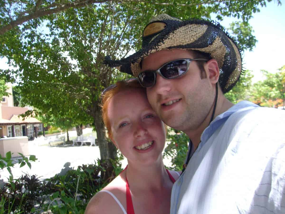 Reminiscing: Our Mexico Honeymoon