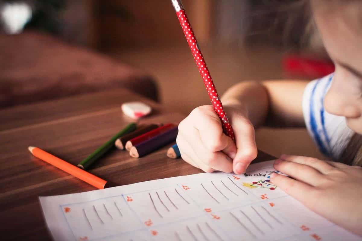 School Stationery Which Helps Aid a Child's learning