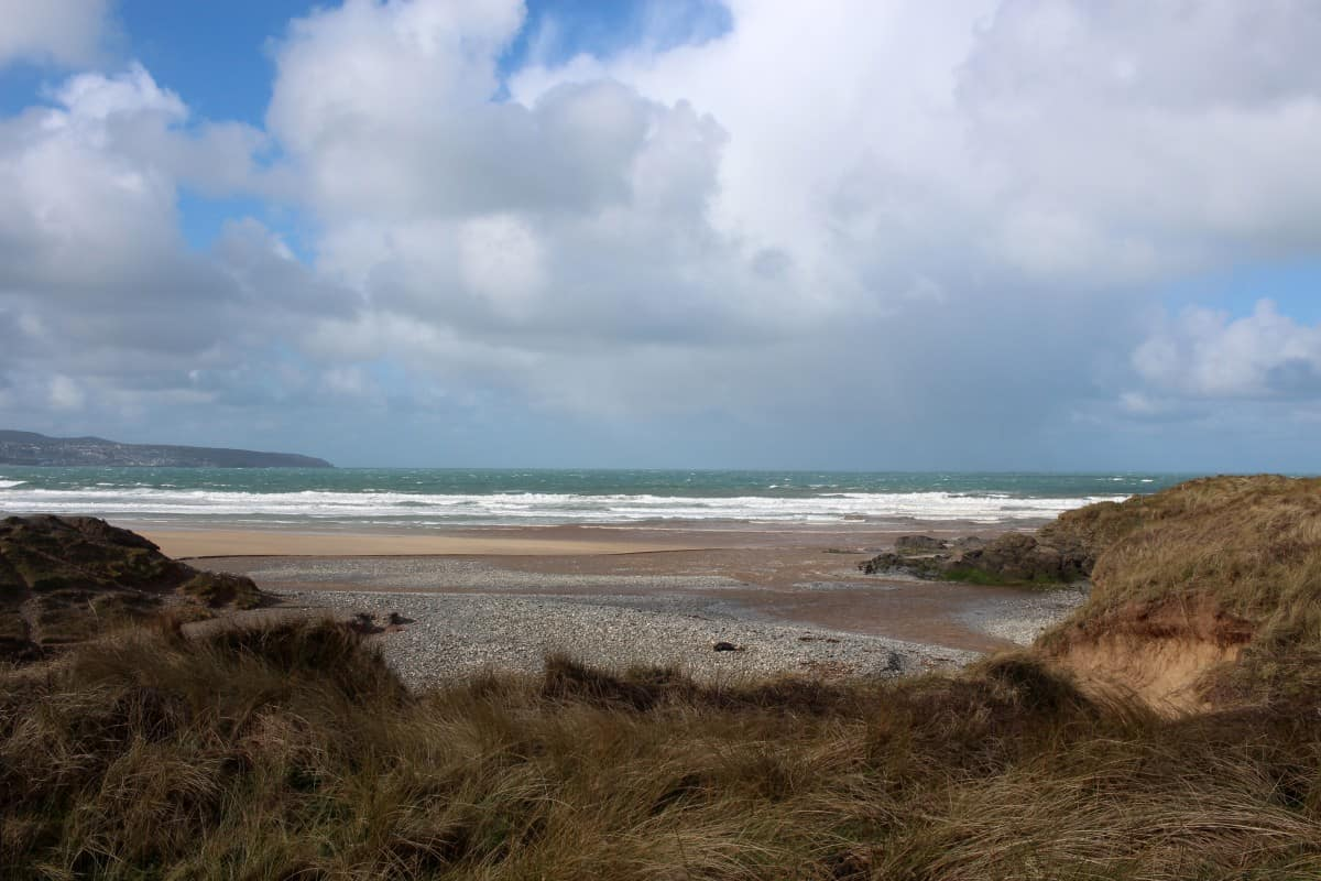 Godrevy Beach {National Trust}