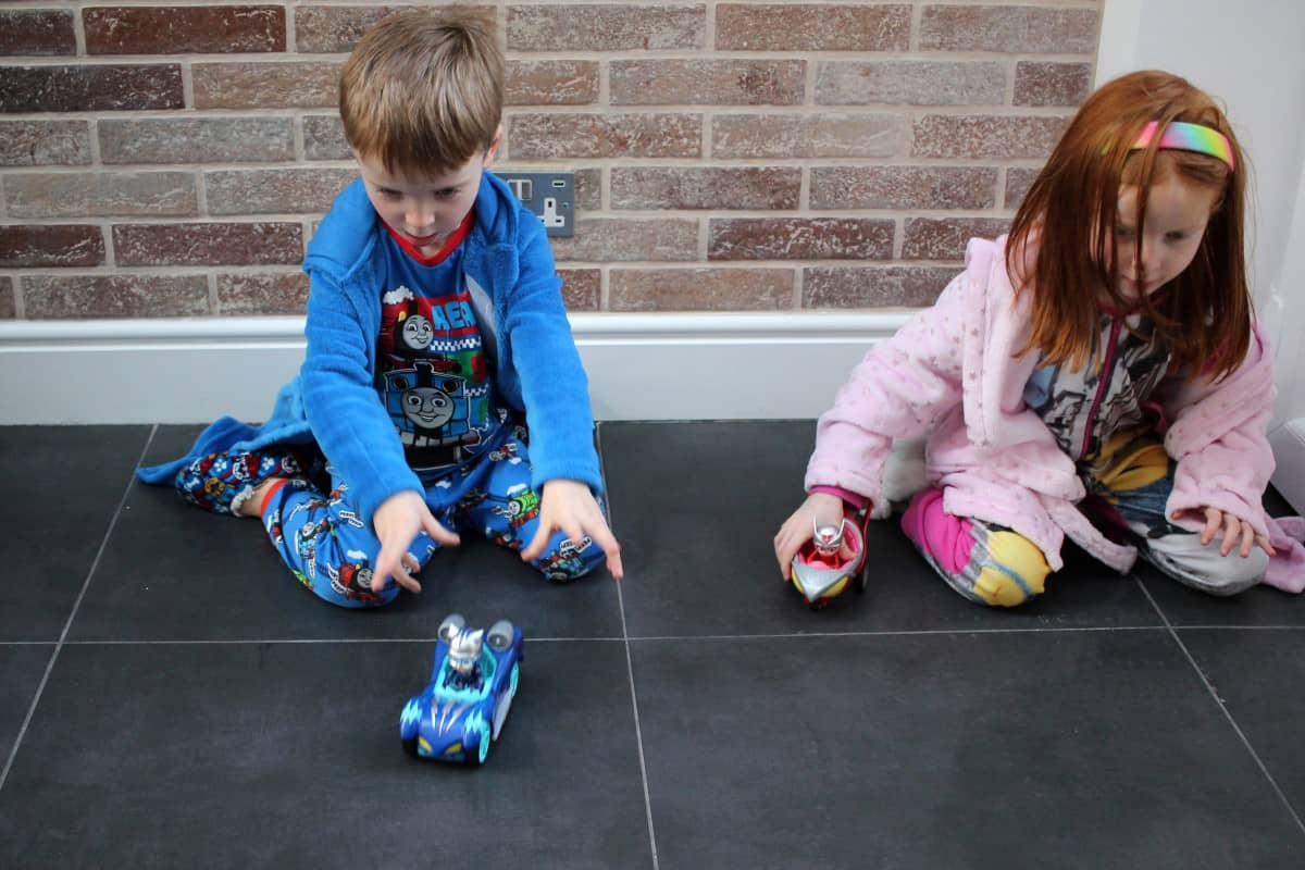 Review: PJ Masks Turbo Blast Racers