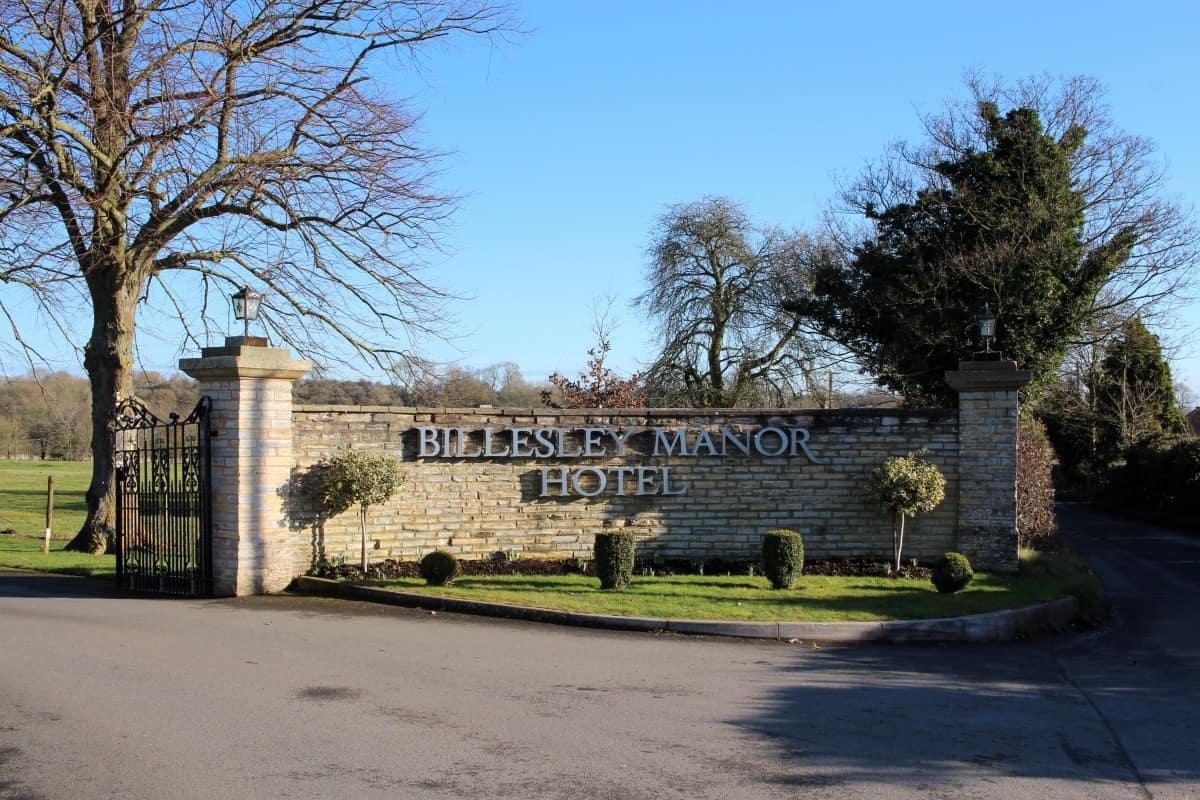 A Wonderful Child-Free Weekend at Billesley Manor Hotel