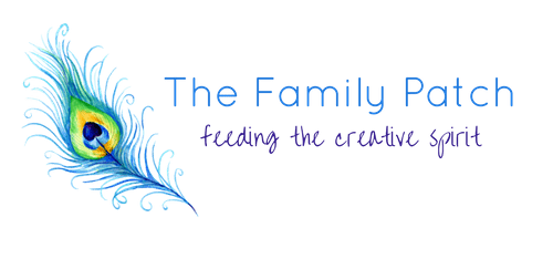 Blogger Behind the Blog {The Family Patch}
