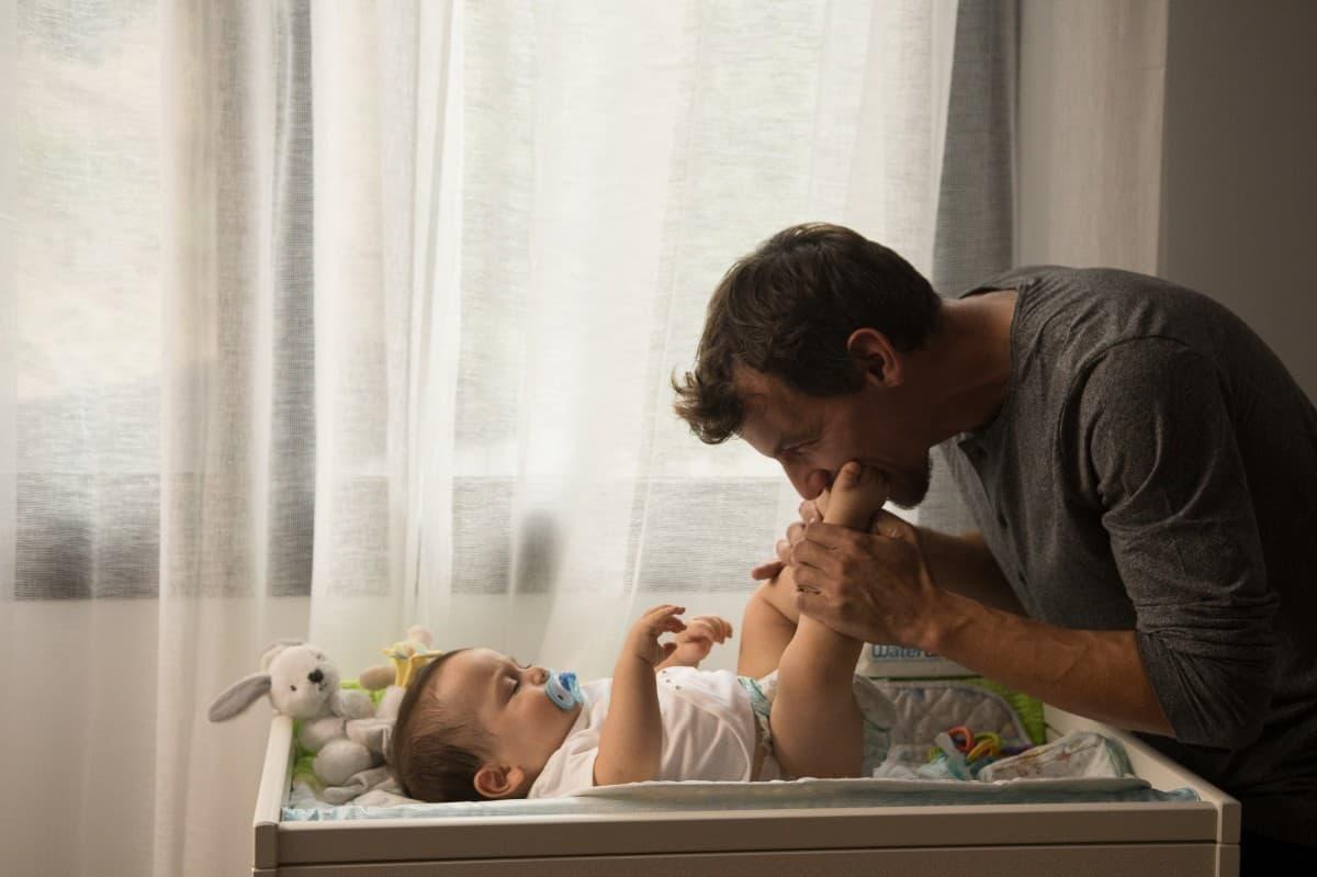 A Parent is Born