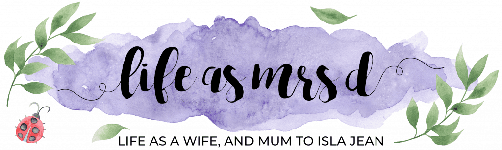 Blogger Behind the Blog {Life as Mrs D}