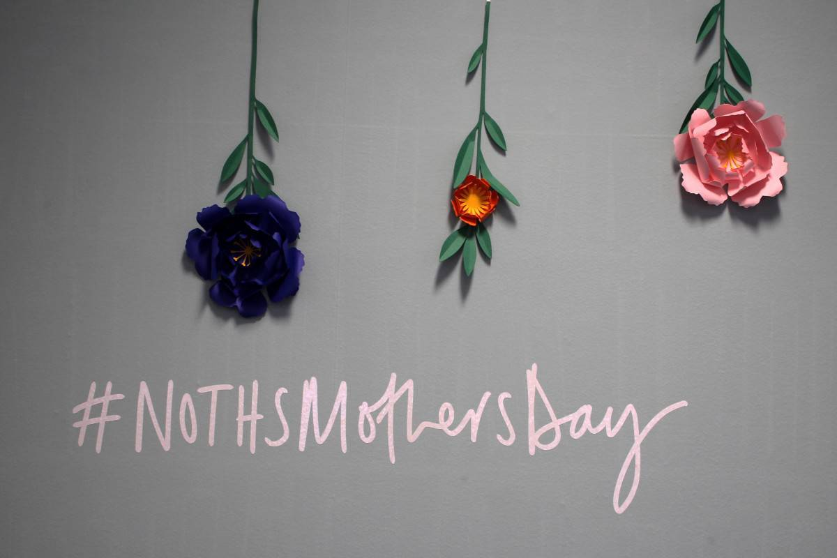 A Mothers Day Morning with notonthehighstreet #NOTHSMothersDay