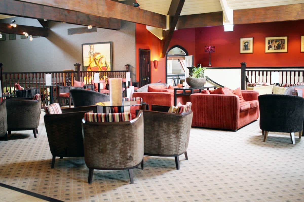 A Family Weekend at Donnington Valley Hotel - Newbury, Berkshire