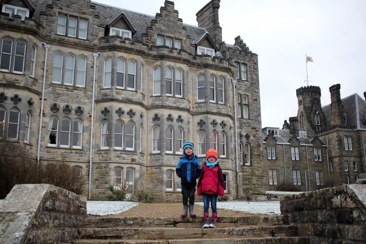 A Wonderful Family Weekend at Ashdown Park Hotel and Country Club