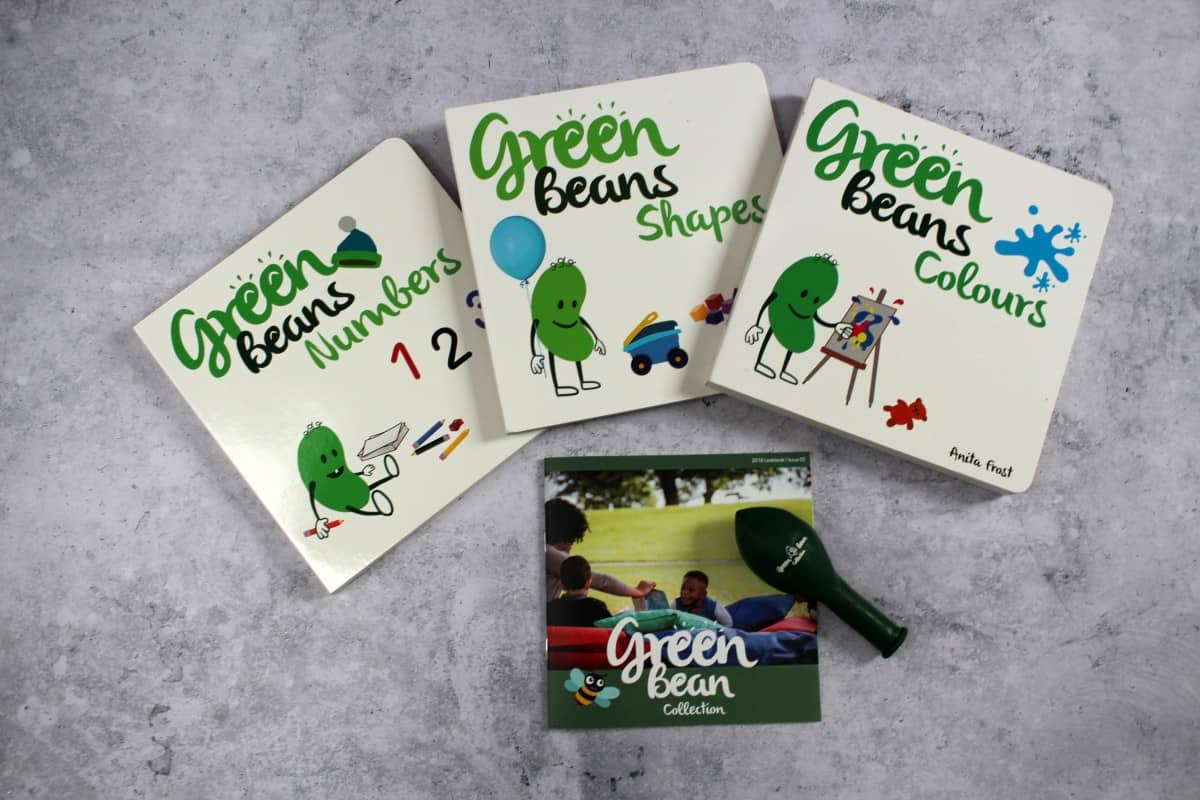 Introducing the Green Bean Collection