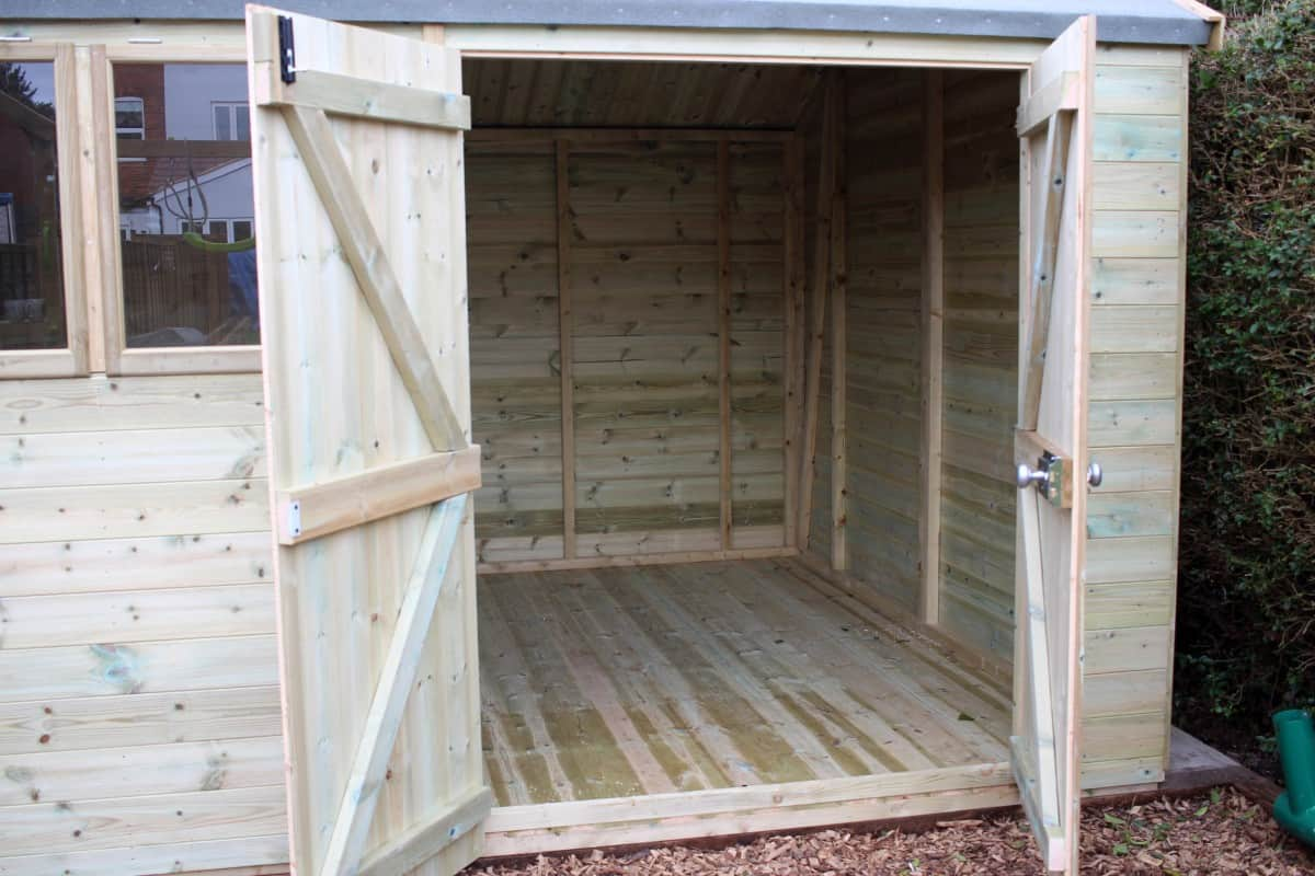 Shedstore Saves the Day - a Tale of Three Sheds
