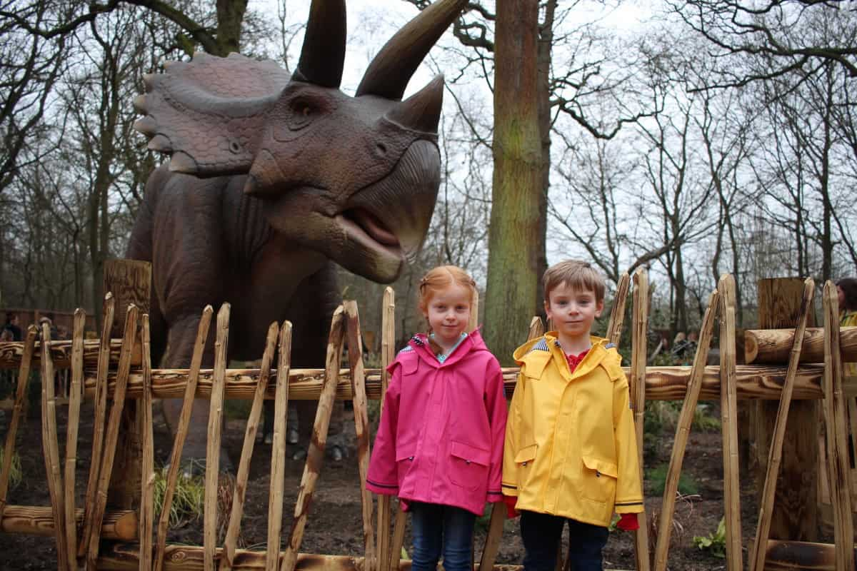 Introducing World of Dinosaurs at Paradise Wildlife Park