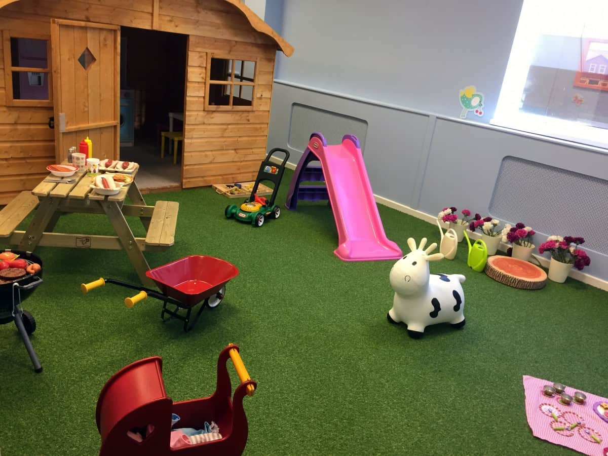 Having fun at Imagination – Camberley
