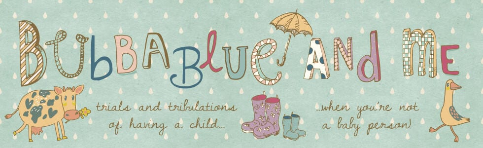 Blogger Behind the Blog {Bubbablue and Me}
