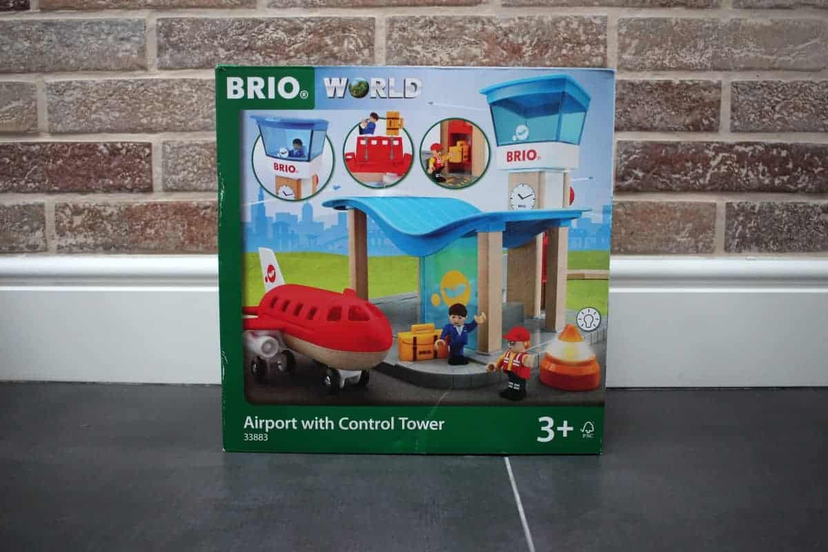 Review: Brio World Airport with Control Tower