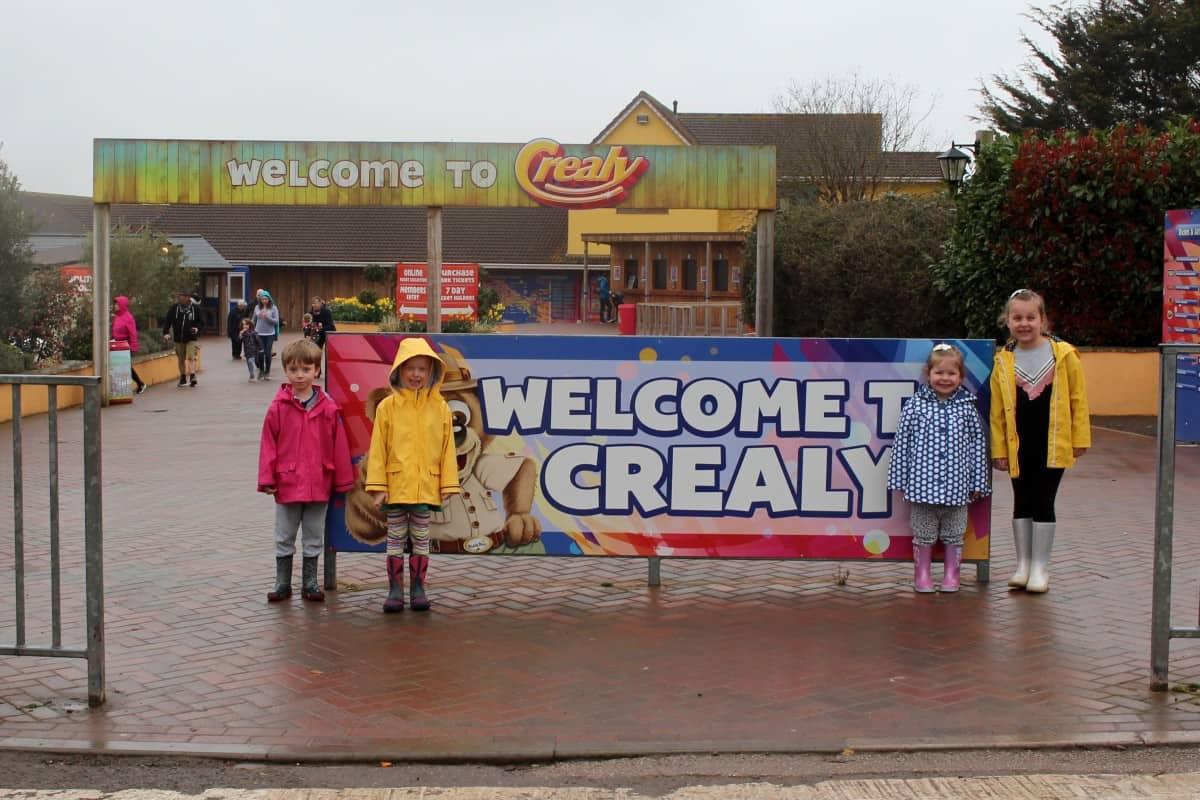 Crealy Adventure Park - Devon